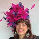 pink navy derby hats Louisville, KY