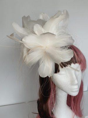 Delicate White Floral